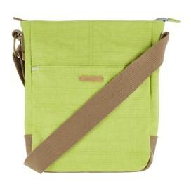 Betti Cotton Cross Body Bag Lime