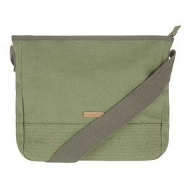 Britta Cotton Cross Body Bag Avocado
