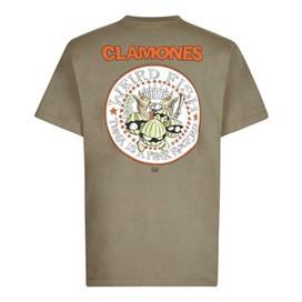 Clamones Artist T-Shirt Bark
