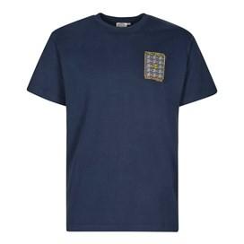 Just Different Artist T-Shirt Maritime Blue