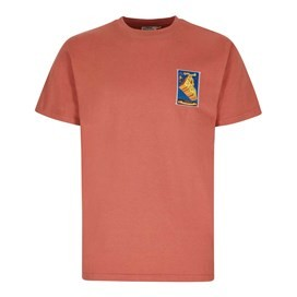 Life Of Bream Artist T-Shirt Brick Red