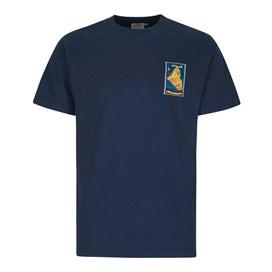 Life Of Bream Artist T-Shirt Maritime Blue