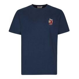 Old Speckled Artist T-Shirt Maritime Blue