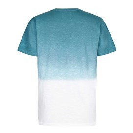 Onslow Graphic Print Dip Dyed T-Shirt Menthol
