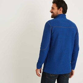 Nordell Full Zip Technical Macaroni Jacket  Deep Ocean