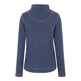 Vogel 1/4 Zip Soft Knit Fleece Dark Denim