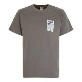 Swan Flew Artist T-Shirt Flint Stone