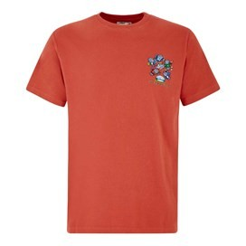 Six Oceans Artist T-Shirt Baked Apple