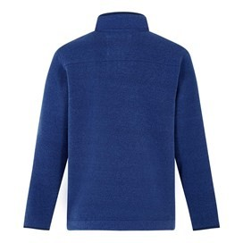 Talas 1/4 Zip Soft Knit Top  Deep Ocean