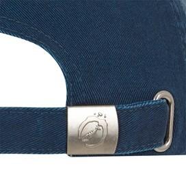 Retro Bones Embroidered Cap Maritime Blue