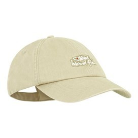 Retro Bones Embroidered Cap Alabaster