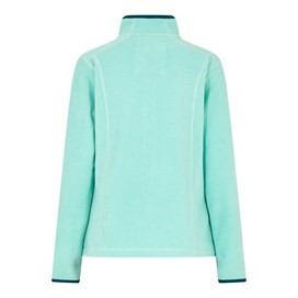 Christa Full Zip Microfleece Aqua Sky