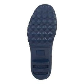 Sazi Printed Welly Dark Navy