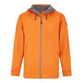 Prescott Fully Waterproof Hooded Jacket Pumpkin