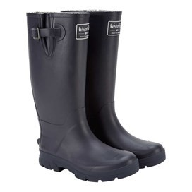 Kemnay Branded Wellington Boot Maritime Blue