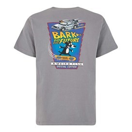 Bark Future Artist T-Shirt Grey