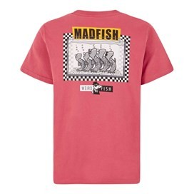 Madfish Artist T-Shirt Rose