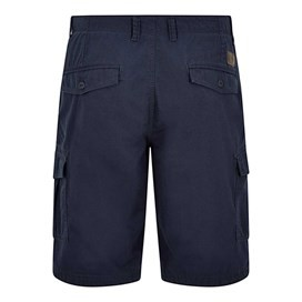 Kline Cotton Ripstop Shorts Black Iris