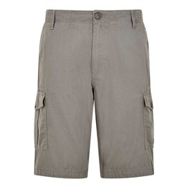 Kline Cotton Ripstop Shorts Grey