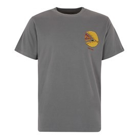 Pac Clam Artist T-Shirt Grey