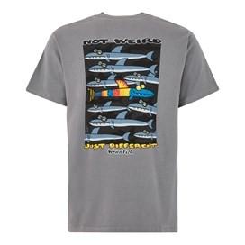 Not Weird Artist T-Shirt Grey
