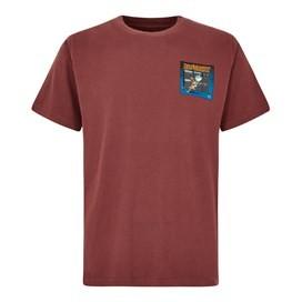 AC Dacey Artist T-Shirt Oxblood