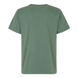 WF Surf Branded Graphic T-Shirt Duck Green Marl