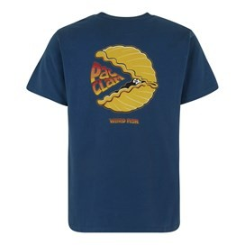 Pac Clam Artist T-Shirt Ensign Blue