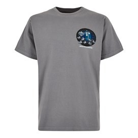 Ducktor Who Artist T-Shirt Grey