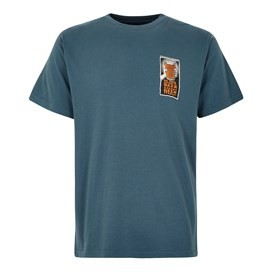Nothing To Beer Artist T-Shirt Dusty Teal