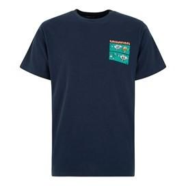 Lunch Artist T-Shirt Black Iris