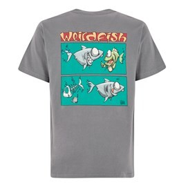 Lunch Artist T-Shirt Grey
