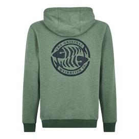 Stein Wf Surf Brand Popover Hoodie Duck Green