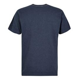 Evolution Branded T-Shirt Black Iris Marl