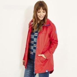 Avesta Fully Waterproof Jacket Radical Red