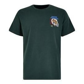 Arctic Monkfish Artist T-Shirt Evergreen