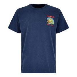 Hair Of The Cod Artist T-Shirt Ensign Blue