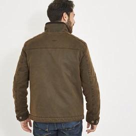 Logan Pigment Print Jacket Bark