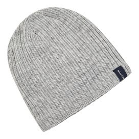 Bally Beanie Hat Grey