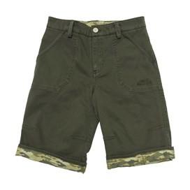 Sullivan Cargo Shorts Dark Olive