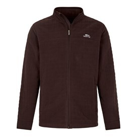 Navan Quilted Micro Fleece Zip Mulled Wine