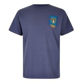 Birdvinci Artist T-Shirt Blue Indigo