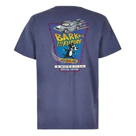 Bark Future Artist T-Shirt Blue Indigo