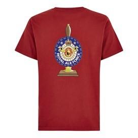 Royal Ale Force Artist T-Shirt Dark Red
