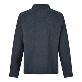Alder Full Zip Classic Macaroni Sweatshirt Carbon