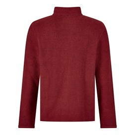 Alder Full Zip Classic Macaroni Retro Red