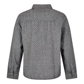 Screeb Long Sleeve Brushed Twill Dobby Shirt Twilight