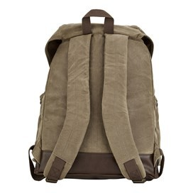 Arcus Waxed Back Pack Bark