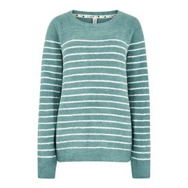 Vivi Striped Jumper Viridis