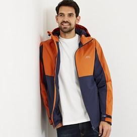 Ardler Waterproof Jacket Pumpkin